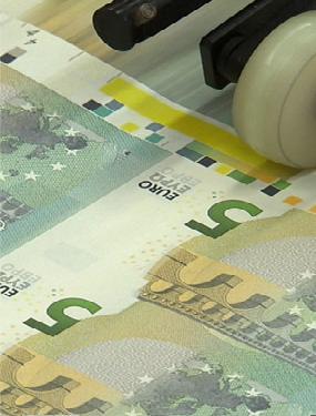 fABRICACION EUROS