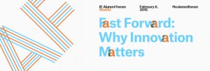 IE Alumni forum Madrid 2015